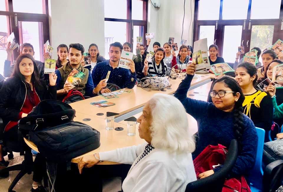 School of Humanities & Fine Arts, Cluster University - November 2019